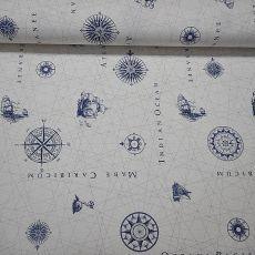 metrový-bytový textil-Želiezovce - METROVÝ TEXTIL - Režná látka so vzorom