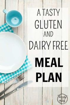 A tasty gluten free and dairy free meal plan that is THM friendly which uses real food. Click here to make your meal planning easier.