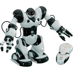 Toy Robots from Conrad Electronic UK.