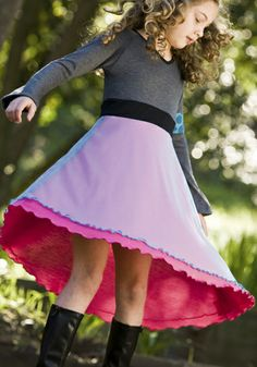 Prepare to be stunned!  The TwirlyGirl fashion dress for girls and tweens.  #fashion-dress-for-girls. #tween-fashion