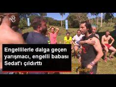 Survivor Erdi Engellilerle Dalga Geçti - Survivor Yeni Bölüm
