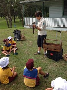 The Past in the Present - Botany Bay National Park Jan Hammer, Botany Bay, Environmental Education, Australian Curriculum, Education Center, National Parks, The Past, Presents, History