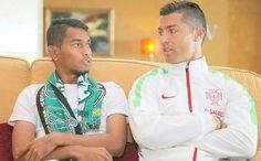 Martunis Anak Angkat C Ronaldo Masih Ingin Tetap Di Eropa Demi Mewujudkan Mimpinya
