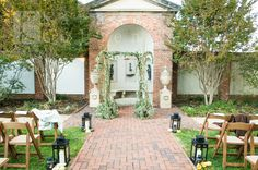 birch chuppah with seeded eucalyptus and lanterns with seasonal gourds made for a great fall wedding at Dumbarton House Birch Chuppah, Fall Wedding, Wedding Ceremony, North Garden, Wedding Events, Weddings, Seeded Eucalyptus, Great Falls, Grand Entrance