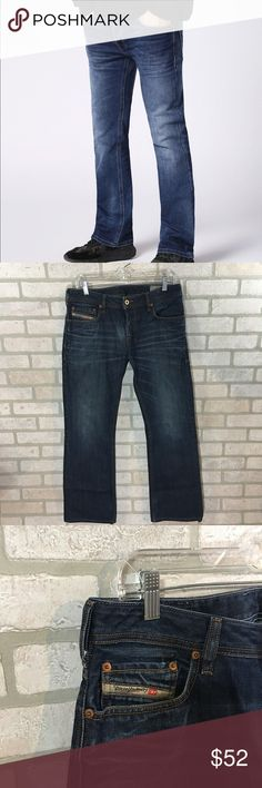 cc9eec38 Diesel Zatiny Regular Bootcut Jeans 31x30 Diesel Zatiny Regular Bootcut  Jeans Size: 31x30 MSRP $178 100% cotton Made in Morocco Five pockets Belt  loops ...