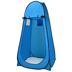 Shop Costway Portable Pop up Camping Fishing Bathing Shower Toilet Changing - Overstock - 29919609 Camping Toilet Tent, Camping Gear, Camping Hammock Tent, Cool Camping Gadgets, Truck Camping, Diy Camping, Camping Stuff, Camping Survival, Hiking Gear