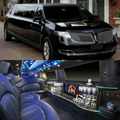 @AllianceLimos #fleet includes the new #LincolnMKT #limousine for your next #event