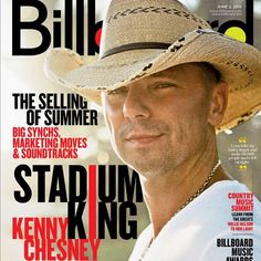 Kenny Chesney...the New King of the Road :)