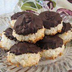 "Perfect Coconut Macaroons | ""These were divine! They turned out exactly as I hoped they would."""
