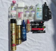 *Nina's Bargain Beauty*: Rummaging Through my Rubbish Bin: My Empties #3