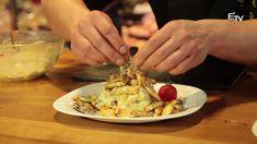 Főnix Konyha: majonézes saláta – 2017. április 2. Make It Yourself, Breakfast, Ethnic Recipes, Food, Morning Coffee, Essen, Meals, Yemek, Eten