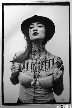 Inusual Tattoo - Tatuaggi inusuali - Pappa's Blog