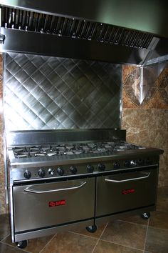 a chefs stove on site, how convenient for your big day!