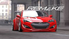 #SEMA2014  The new Rocket Bunny tra_kyoto Hyundai Genesis Coupe kit designed by Miura san. Hyundai USA + BTRcc demo car will debut at SEMA.  #fiebruznews #hyundai #genesis #rocketbunny#puertorico