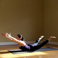 Yoga Asana of the Week: Locust