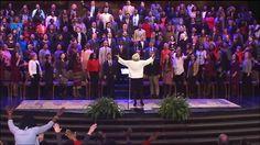 """He Reigns"" sang by the Brooklyn Tabernacle Choir"