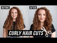 Wavy Curly Hair Cuts, Colored Curly Hair, Wavy To Curly Hair, Shoulder Length Curly Hairstyles, Medium Length Curly Haircuts, Curly Hair Styles, Wavy Hairstyles, Best Curly Haircuts, Naturally Curly Haircuts