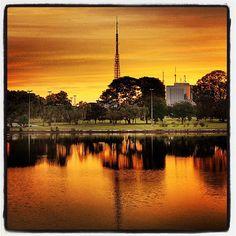 Brasilia. Amanhecer by #bacopizzaria