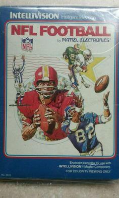 NFL Football (Intellivision) Complete!