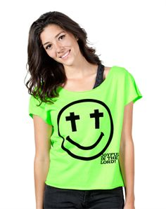Joyful Smile Terry Dolman - Christian Womens Fashiontops for $24.99 | notw.com