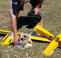 Avoiding Crashes - 5 Tips to save your RC Airplane!