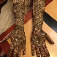 marwari mehendi designs - Google Search