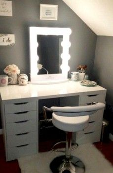CLICK TO DOWNLOAD Your Beauty Room & Makeup Collection Checklist To #GLAM Your Beauty Room And Organize Your #MakeupCollection with the latest tutorials, tips and resources for those who LOVE ALL THIN