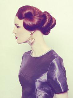 Hair: Sharon Blain Make-up: Mijung Park Styling: Lydia-Jane Saunders Photography: Ian Golding