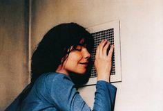 Selma in her cell in Dancer In The Dark