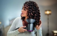 The Dyson Hair Dryer is Finally Here! via @PureWow