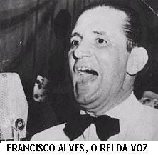 """Década de 50: """"ADEUS"""": CINCO LETRAS QUE CHORAM - O nome da pessoa presa às ferragens era Francisco Alves, o Rei da Voz, e, quando, algum tempo depois, a notícia se espalha, e a Rádio Nacional interrompe sua programação normal para entrar o Repórter Esso, em edição extraordinária, para informar a todo o Brasil que o famoso cantor havia morrido em um trágico acidente de automóvel, a comoção toma conta do Brasil."""