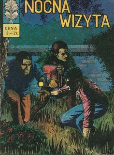 "Seria: ""Kapitan Żbik"" ""Nocna wizyta"""
