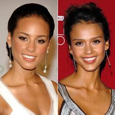 """Famous People Who Look Alike 
