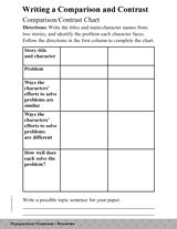Book and Movie Comparison | Worksheets