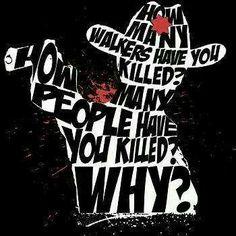The Walking Dead Svg Twd Svg Walking Dead Silhouette