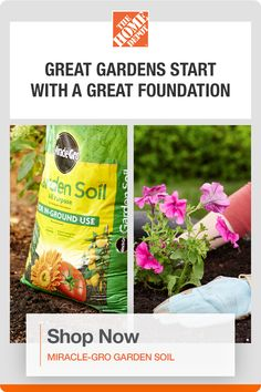 Take some of the guesswork out of gardening with Miracle-Gro All Purpose Garden Soil. Set your plants up for success with Miracle-Gro All Purpose Garden Soil. Enriched with continuous release plant food, it feeds plants for up to three months and improves existing soil to help your plants build strong roots. Click now to shop. Wish Kids, Biomechanical Tattoo, Garden Club, Garden Soil, Lawn Care, Gardening Tips, Dyi, Roots, Garden Ideas