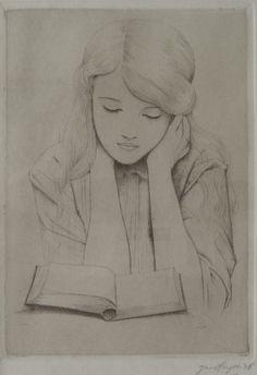 Pintura de Jan Heyse (1882-1954)