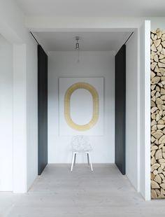 Лофт архитектора в Копенгагене