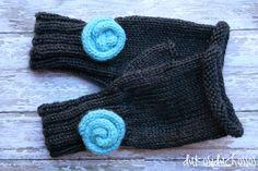 Dukes and Duchesses: knitting