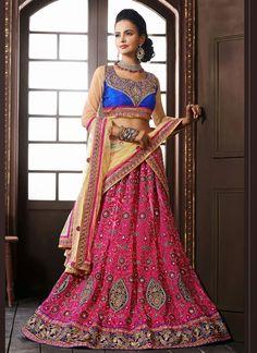 Pristine Pink And Beige Net Lehenga Choli   Wedding Lehenga Choli   Bridal Lehenga Choli   Designer Lehenga Choli   Item Code: 2545