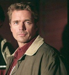 john Schneider.... my childhood crush all grown up.. and very nicely I might add