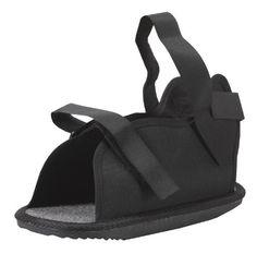 Bilt-Rite Mastex Health Economy Open Toe Cast Boot, Black, X-Large