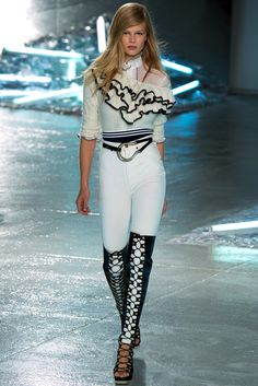 Rodarte Spring 2015 Ready-to-Wear - Collection - Gallery - Style.com