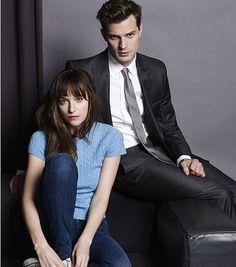 Anastasia And Fifty Shades Movie Of Grey