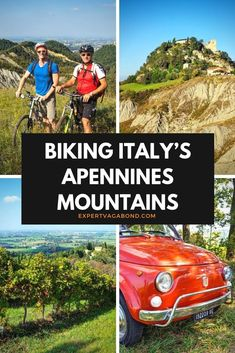 Biking Italy's Apennines Mountains In Emilia Romagna! More at ExpertVagabond.com #Italy #Europe #Bike #Adventure #Travel Venice Travel, Rome Travel, Travel Europe, Italy Destinations, Things To Do In Italy, Italy Travel Tips, Adventure Travel, Adventure Awaits, Mountain Bike Trails