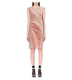 MAISON MARTIN MARGIELA Printed Silk Dress. #maisonmartinmargiela #cloth #dresses