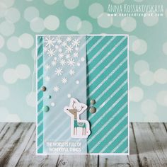 Neat and Tangled: October Release Day 1  -- Adorable inspiration card!!