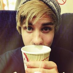 Patty Walters!!!! I love him! He's so adorable but more importantly he can sing!! And he's always so positive!