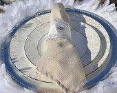 January Frost - Napkin Ring