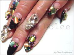 nail art /Jewelry box
